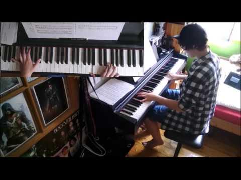 Fall Away (Twenty One Pilots) - piano arrangement w/ free sheet music