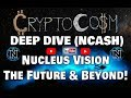 Ep: 30 Deep Dive, NCASH - Nucleus Vision ICO Review