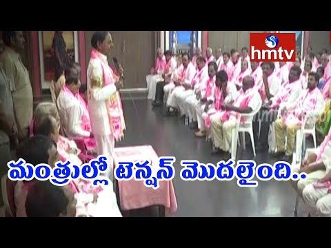 మున్సిపోల్స్పై మంత్రులు ఆన్సర్లు రెడీ చేసుకున్నారా?   Political Circle  hmtv Telugu News