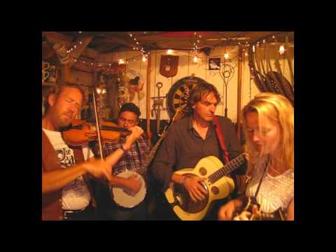 Hatful Of Rain - Trafalgar Road - Songs From The Shed Session