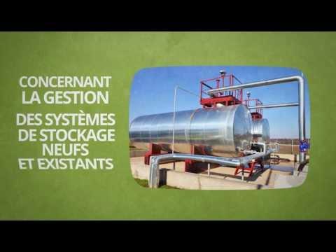 EC présente: Règlement fédéral sur les réservoirs de stockage-- Est-ce qu