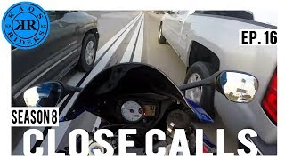 MOTORCYCLE CLOSE CALLS & CRASHES   ANGRY PEOPLE VS RIDERS