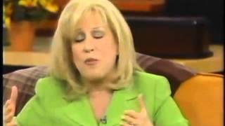 Goldie Hawn, Diane Keaton and Bette Midler on Oprah 1997 2/2