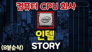 인텔에 대한 모든것! |컴퓨터 CPU 회사| 미션 : …