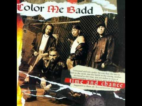 Color Me Badd - How deep