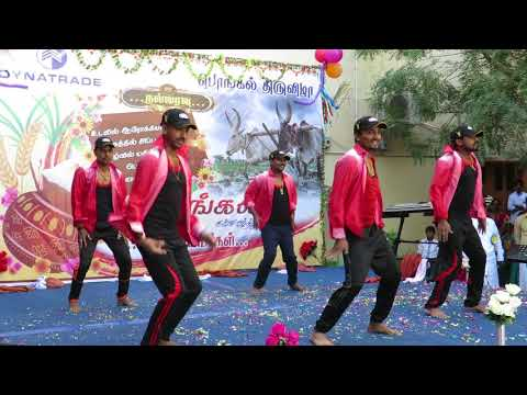 baha kilukki  dance  2018 new