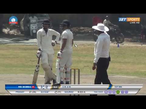37th All India Gold Cup: RBI Mumbai vs C&AG Delhi: Leauge 13