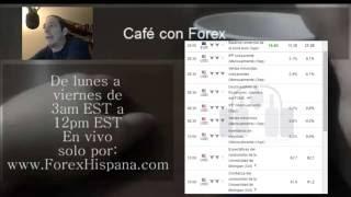 Forex con Café del 14 de Octubre 2016