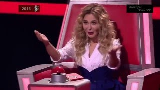 Elizabeth.'He Taught Me How To Yodel'.The Voice Kids Russia 2016.