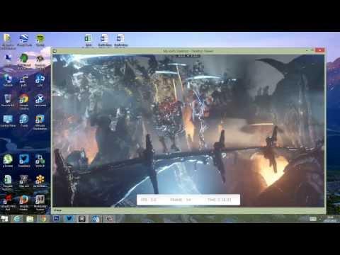 XenDesktop 7.1 Windows 7 VDI Workload With NVIDIA GRID K2 VGPU Demo