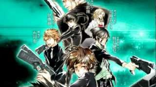 Psycho Pass Preview