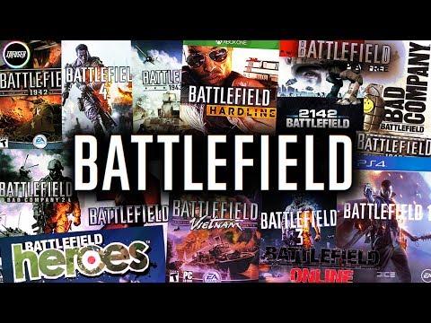 """HISTORIA DE BATTLEFIELD"" (2002-2017)"