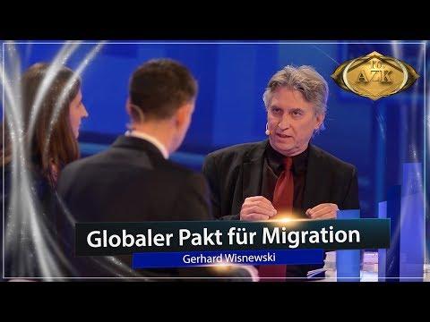 16. AZK: Bühnen-Interview mit Gerhard Wisnewski zum Thema