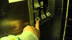 Amazing Old 1979 DEVE Inground Hydr. Freight Elevator/Lift@Mekaanikonkatu 4, Herttoniemi, H:ki, Fi