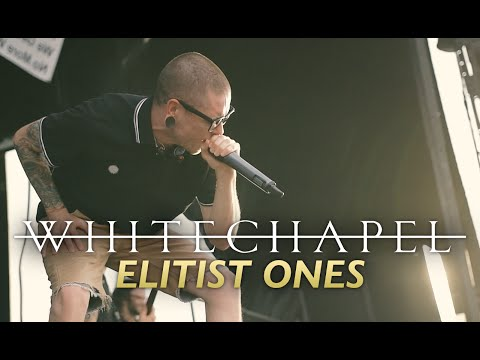 "Whitechapel - ""Elitist Ones"" LIVE On Vans Warped Tour"