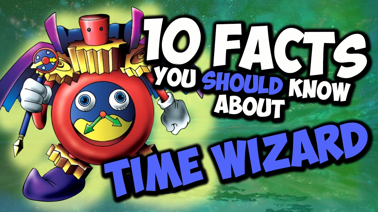 Kleurplaten Yu Gi Oh.10 Facts About Time Wizard You Need To Know Yu Gi Oh Card Trivia