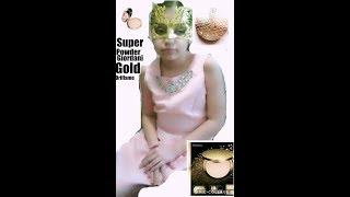 Обзор компактной пудры giordani gold