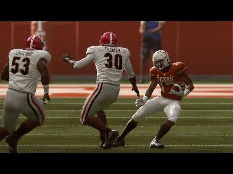 EA Sports NCAA Football New Update!