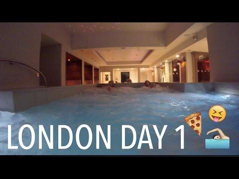AMAZING LONDON SPA   LA Vlogs