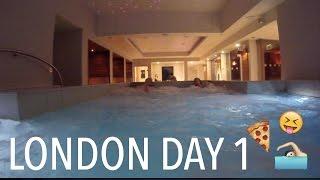 Amazing London Spa | La Vlogs