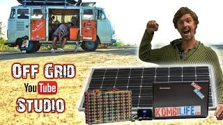 Building an Off Grid Solar Battery – FIRE DISASTER - Hasta Alaska - S04E04