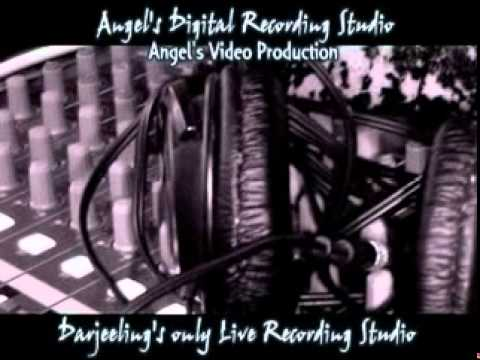 Angels Digital Recording Studio Promo,Darjeeling .