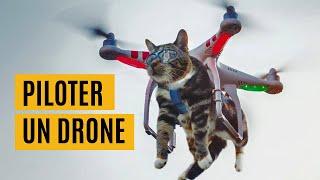 Gambar cover Comment (ne pas) crasher son drone en 10 leçons...