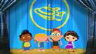 Little Einsteins Japanese version opening