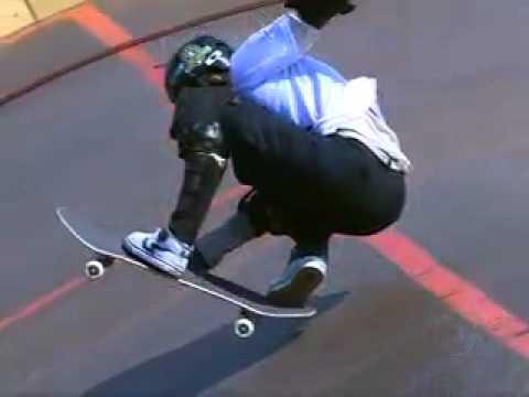 Bob Burnquist na Mega Rampa de Skate 2012 no Rio de Janeiro