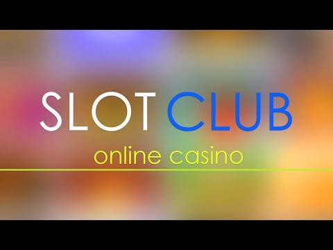 онлайн казино слот клуб