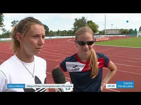 saint-cyr-sur-loire-:-alice-métais,-une-athlète-handisport-participe-au-championnat-d'europe