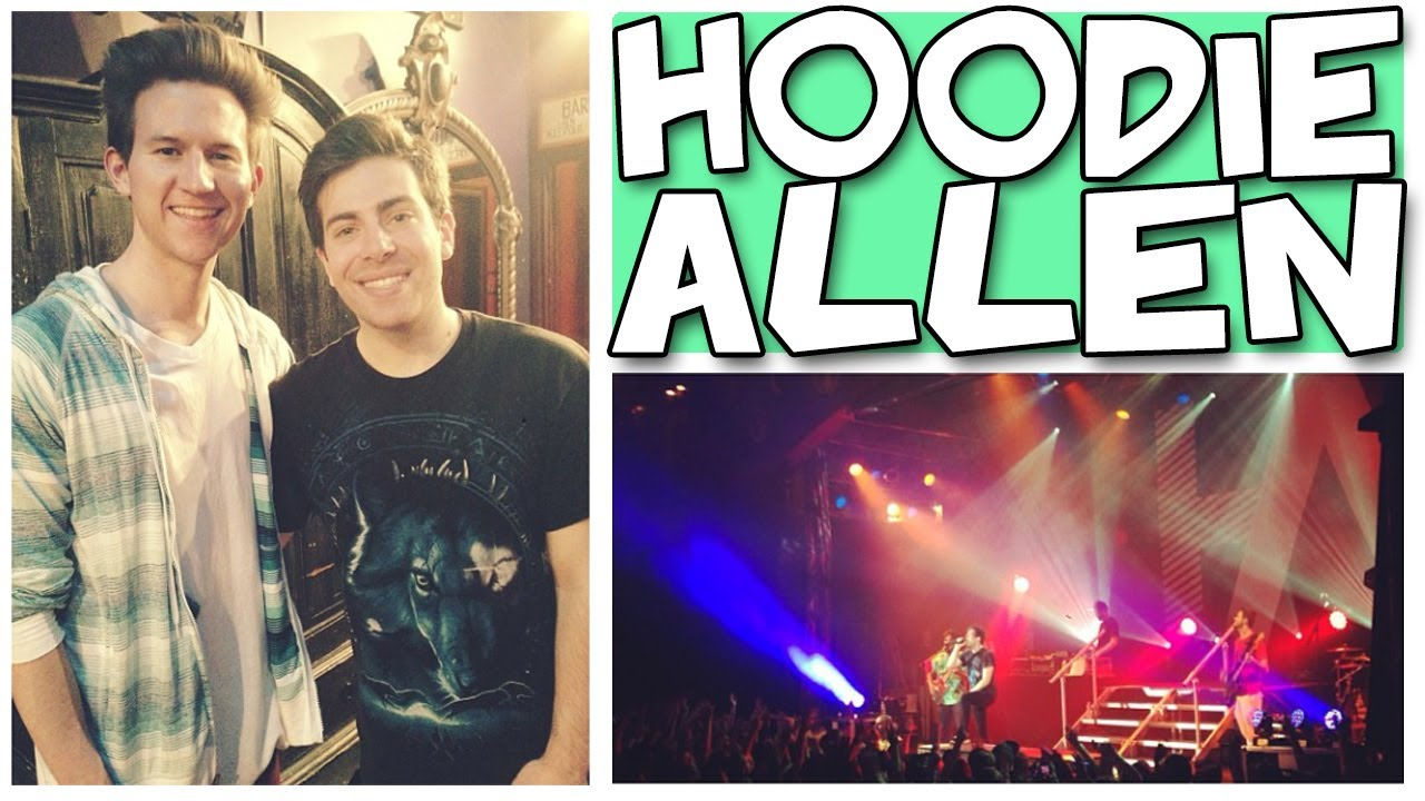 Hoodie allen concert