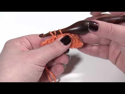 How to Crochet:  Half Double Crochet Decrease
