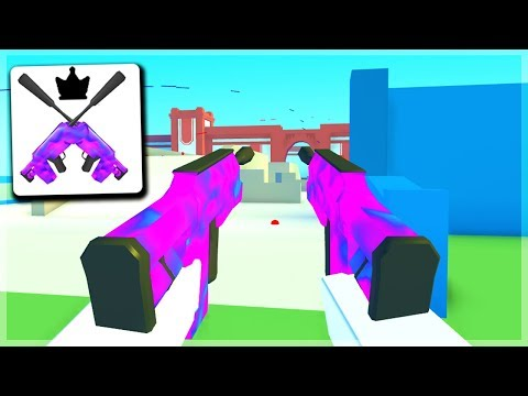 DESTROYING The ENTIRE SERVER With 2 DARK MATTERS... | Roblox: Big Paintball