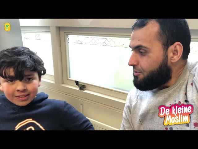 De kids en Ramadan