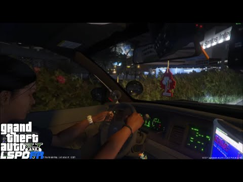 GTA 5 LSPDFR Police Mod 80 | Ride Along Patrol In The Passenger Seat With My Partner Driving