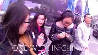 TRAVEL VLOG | CHINA (Shanghai | Hangzhou) #001