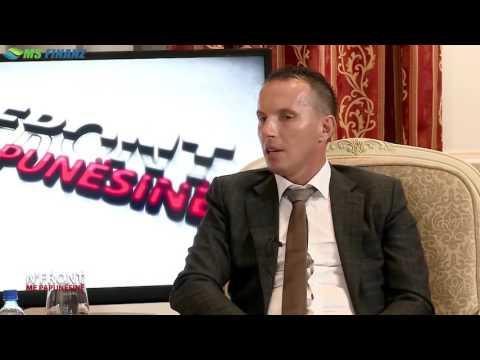 "MS Finanz Group AG në emisionin ""N'front me Papunësinë"""