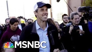 Never Say Never: Can Beto O'Rourke Pull Out A Win In Texas? | Deadline | MSNBC