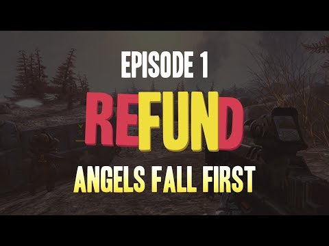 REFUND Ep 1: Angels Fall First - First Impressions Gameplay