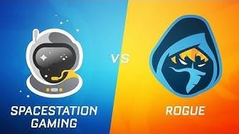 Spacestation Gaming vs Rogue | RLCS Season 9 | Week 6