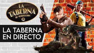 La Taberna en DIRECTO: GOD OF WAR EN PC, retraso de ELDEN RING,  RE4 VR es JUEGAZO y MÁS