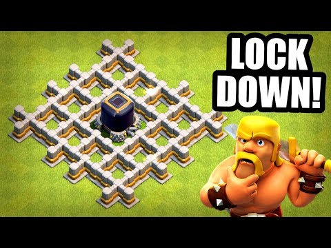 IMPOSSIBLE TO STEAL MY DARK ELIXIR! - Clash Of Clans - HUGE DARK ELIXIR TRAP!