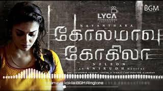 Kolamaavu Kokila BGM || Ringtone || BGM (Free download link)