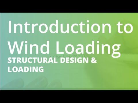 Introduction to Wind Loading   Structural Design & Loading