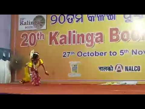 Kahin gale murali phoonka Odissi dance