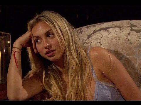 The Bachelor: Corinne Breaks The News About Her Nanny