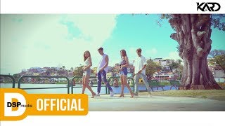 KARD - Hola Hola Key point of dance
