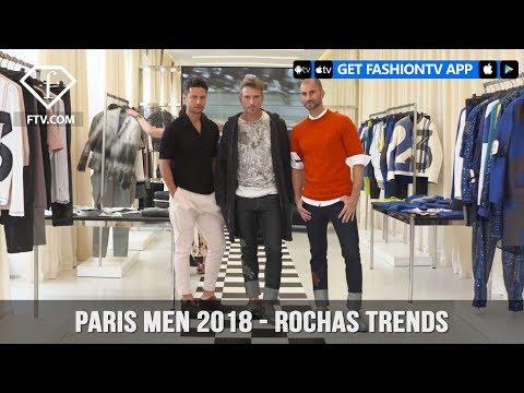 Paris Men Spring/Summer 2018 - Rochas Trends | FashionTV
