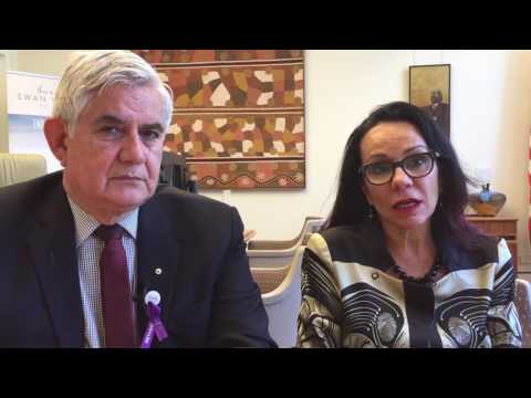 Minister Ken Wyatt and Ms Linda Burney discuss the new #BTH20 report